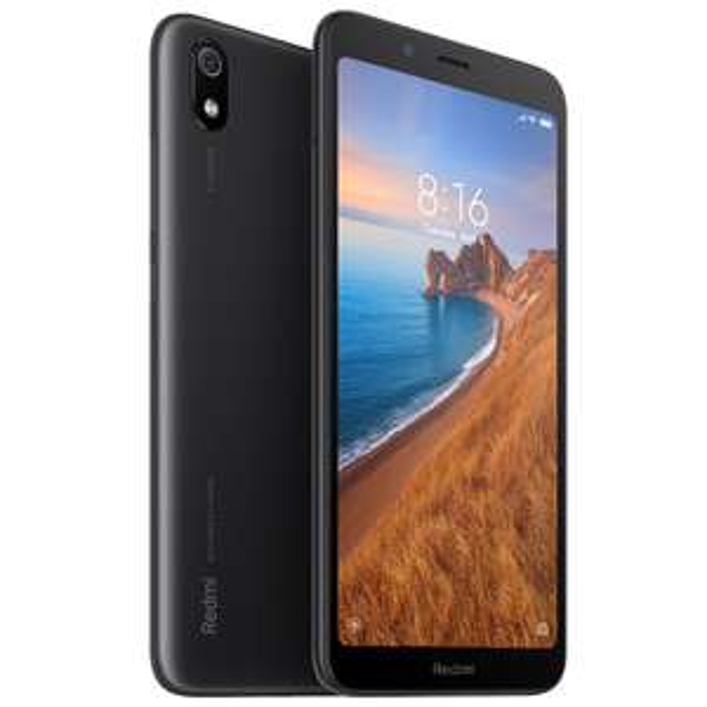 Xiaomi Redmi 7A 32GB / 2GB globale Version - Snapdragon 439 Octa core 4G - matt schwarz