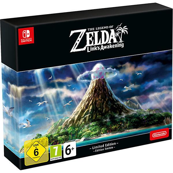DKB Cashback - Nintendo Nintendo Switch The Legend of Zelda: Link's Awakening Limited Edition