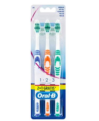 DM App Schnapper 10 x Oral-B Zahnbürste 3er Pack für 1,45€ kaufen + Oral-B Zahnpasta für 3,95€ gratis