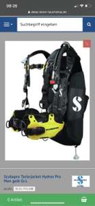 Scubapro Hydros Gr. L In Gelb! Bcd online