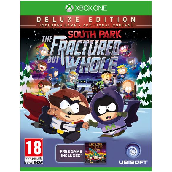 South Park: Die rektakuläre Zerreißprobe Deluxe Edition (Xbox One) für 12,50€ (Coolshop)