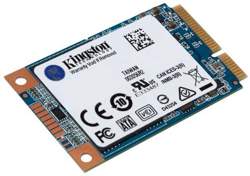 mSATA 480GB SSD als Upgrade für ältere Notebooks