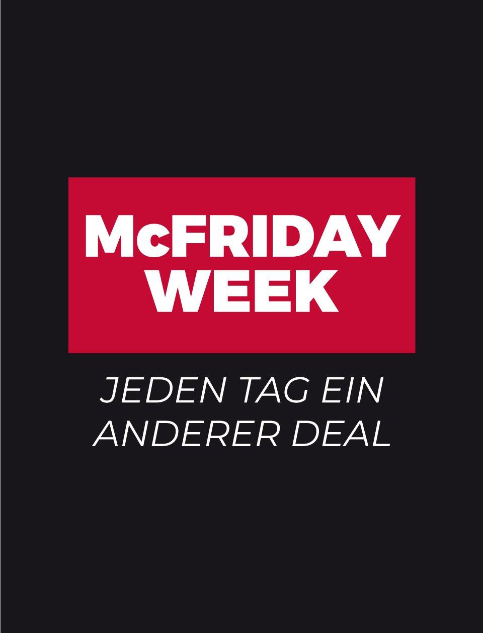 McFriday Week unter anderem Lowe Alpine Airzone Trek+ 45:55