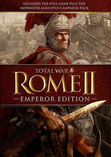 Total war Rome II Emperor Edition PC