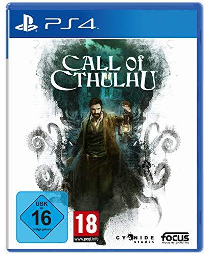 Call of Cthulhu (PS4 & Xbox One) für je 19,99€ (Amazon Prime & Saturn & Media Markt)