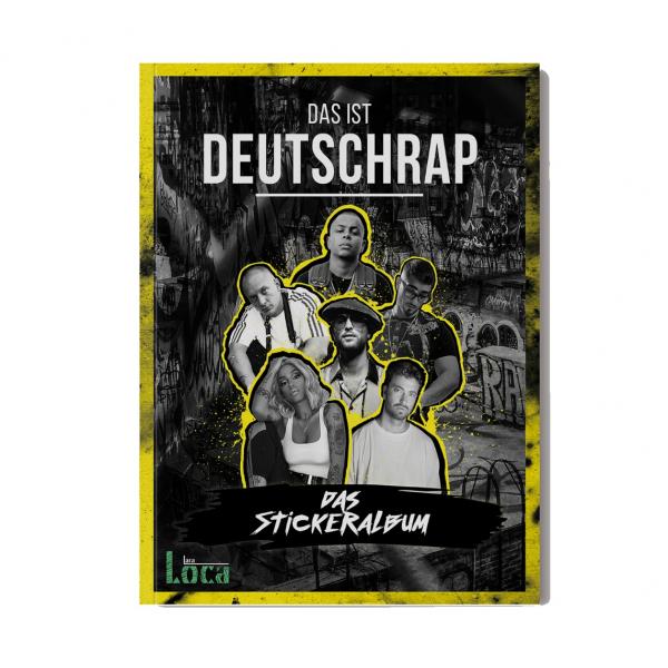 Lustige Idee: Rabatt für Deutschrap Panini Hefte & Sticker im Onlineshop