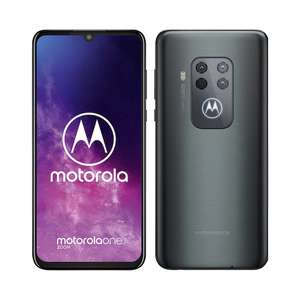 MOTOROLA One Zoom Smartphone(ohne Alexa), 16,25 cm (6,4'') Full HD+ Display, Android™ 9, 128 GB Speicher, Octa-Core-Prozessor, Dual-SIM, LTE