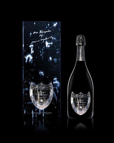 Champagner: Dom Perignon Vintage Brut by David Lynch für 104,90 bei Gourmondo