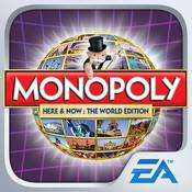 Monopoly, Monopoly Here & Now: The World Edition oder Monopoly Millionär und viele weitere EA Titel (NFS, Fifa 13,Risiko, Battlefield Bad Company 2) für je 0,89€ @ Itunes