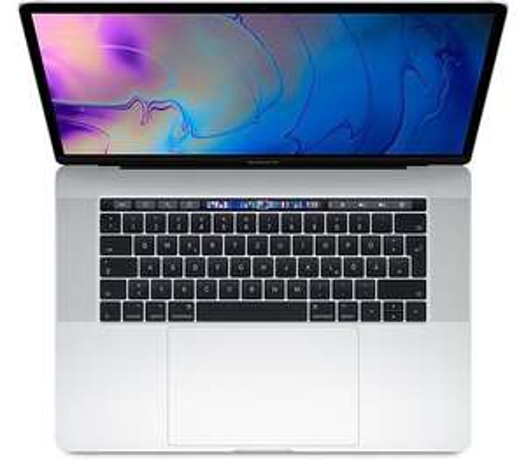 "Apple MacBook Pro 15"" (2019) Touch Bar Notebook (39,11 cm/15,4 Zoll, Intel Core i7, Radeon Pro, 256 GB SSD) bei Otto zum TOP-Preis!"