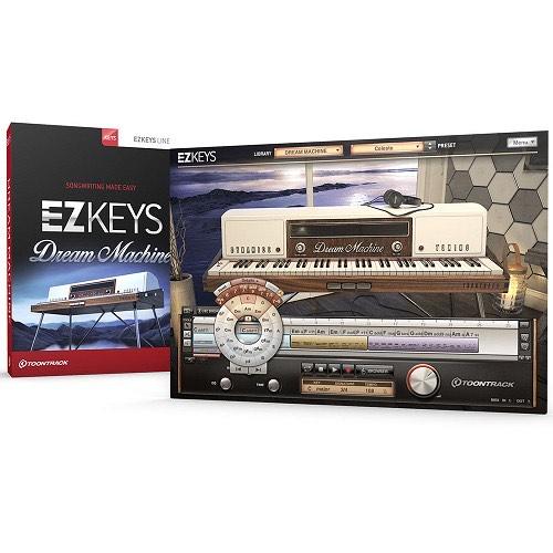 EZkeys Dream Machine (Rhodes MK7 - Plugin/VST)