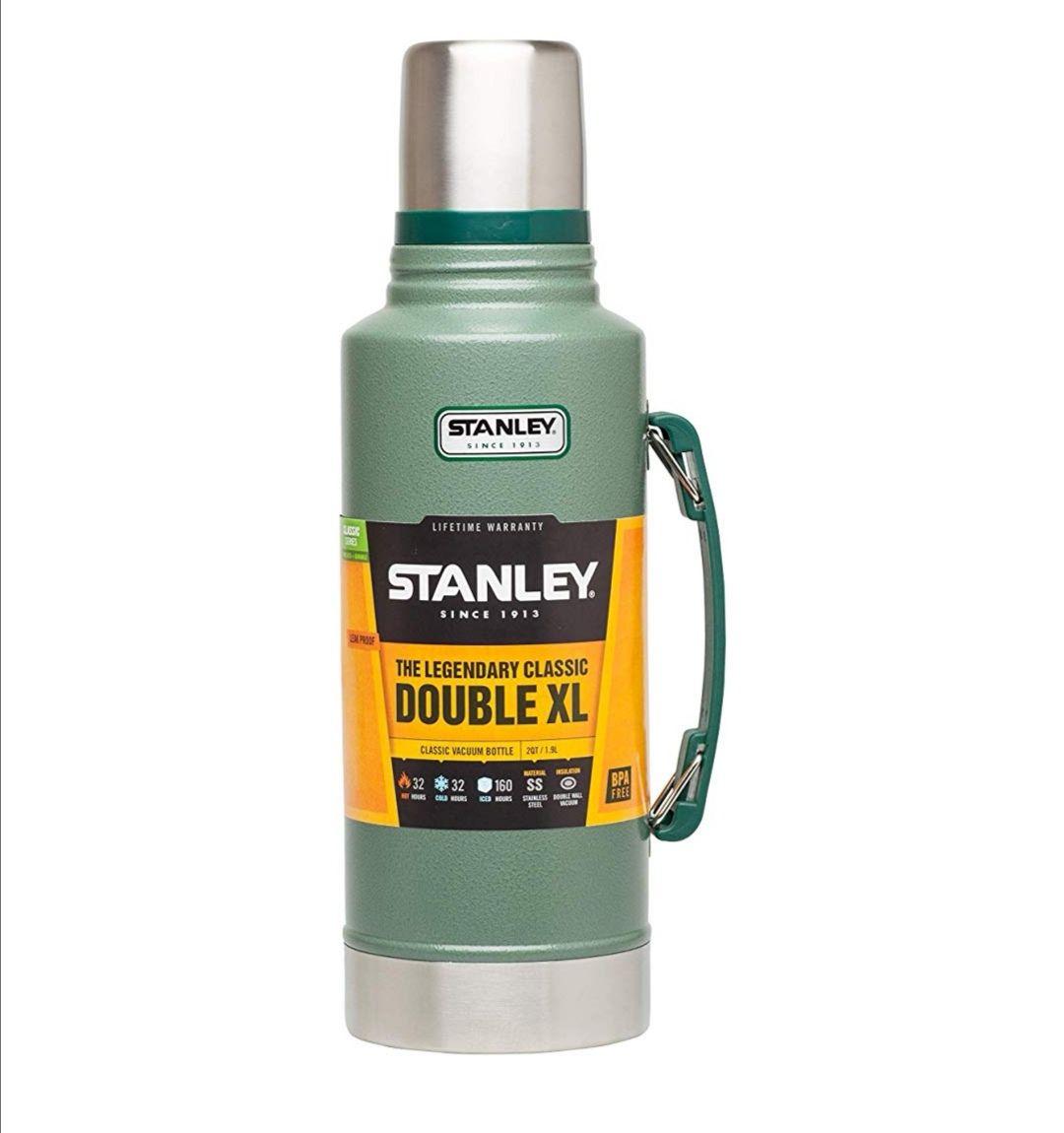Stanley Vakuum-Thermoskanne 1,9l grün