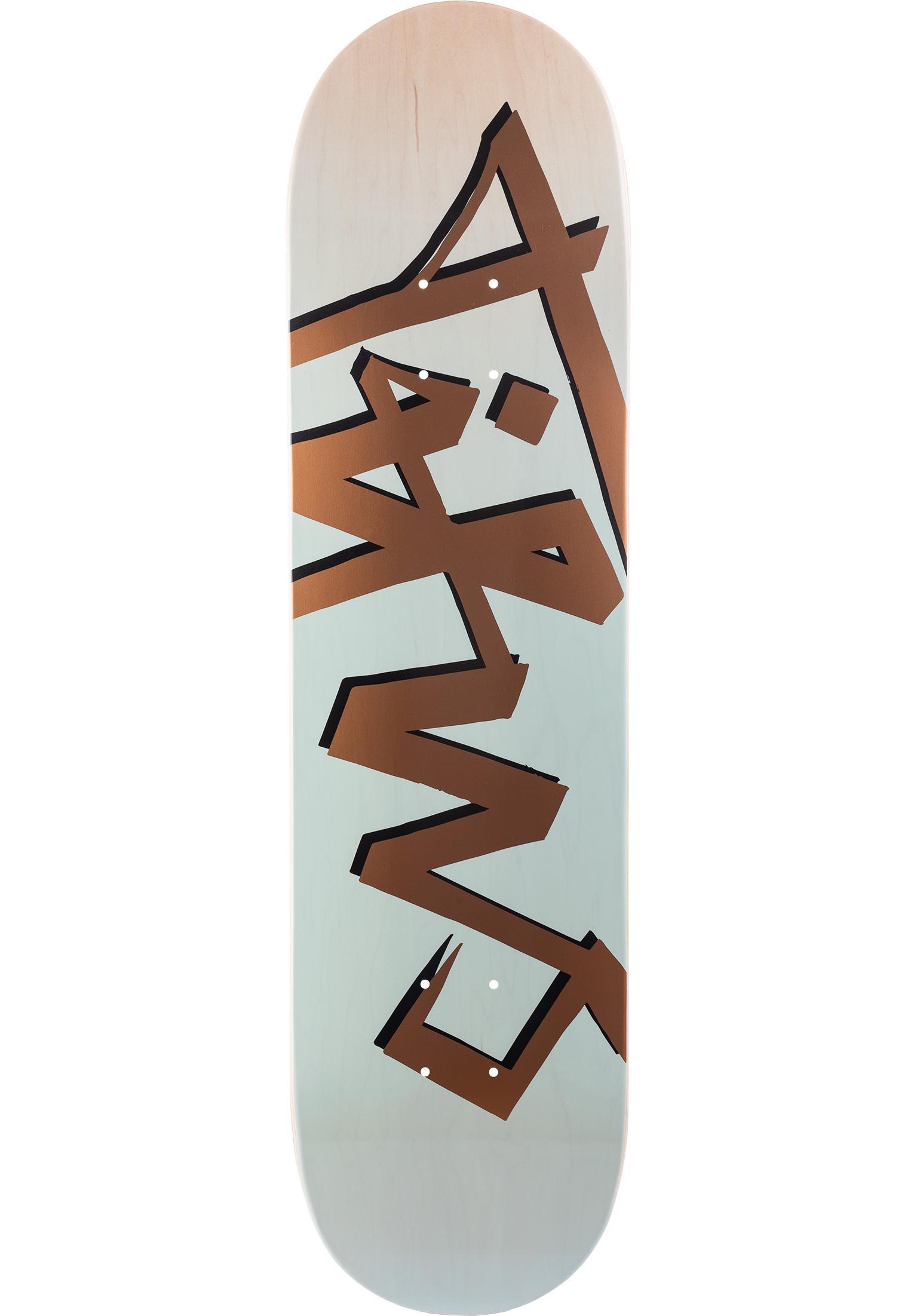 Titus Scratch Skateboard-Deck mintfarben in 8'' und 8.125'' für 22,90 Euro (7 Schichten Ahorn, Popsicle, Medium Concave)