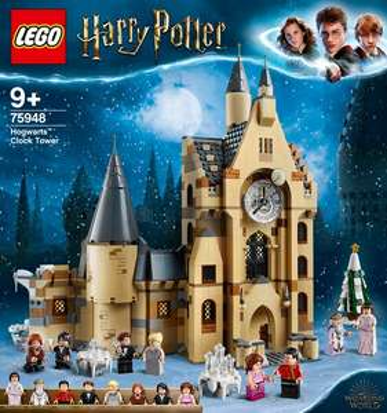 [Amazon.de] Lego Harry Potter 75948 - Hogwarts Uhrenturm für 57,39 Euro