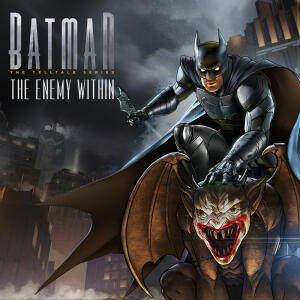 Batman: The Telltale Series: Der Feind im Inneren & Batman: A Telltale Game Series (Switch) für je 3,15€ (Mexiko eShop)