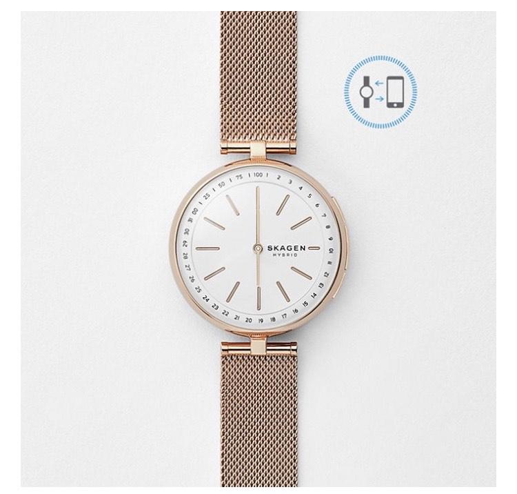Skagen ausgewählte Hybrid Uhren Herren/ Damen für 49€