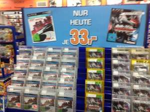 Need For Speed - Most Wanted PS3 / Tekken TT 2 PS3/XBOX  je 33,- lokal NUR 20.12.