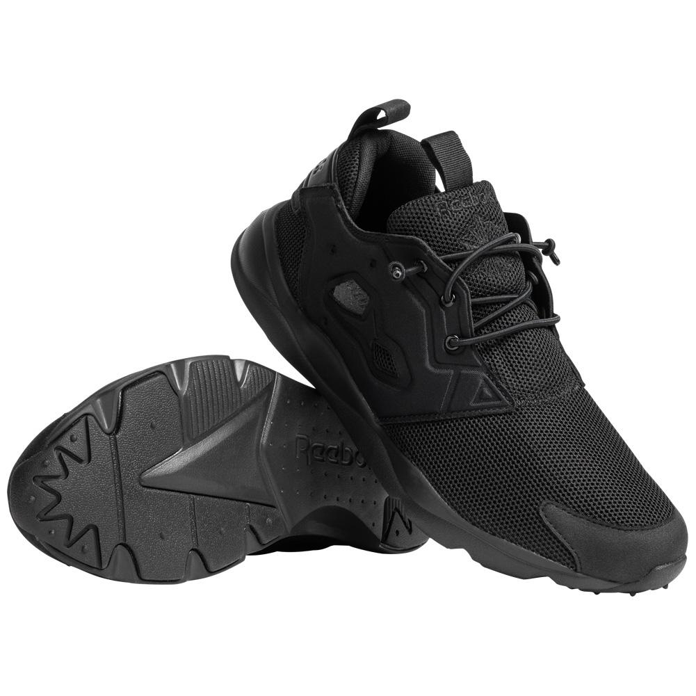 "Reebok Sneaker ""Furylite Triple Black"" für 19,19€ + 3,95€ VSK (Größen: 40.5, 42, 45.5) [SPORTSPAR]"