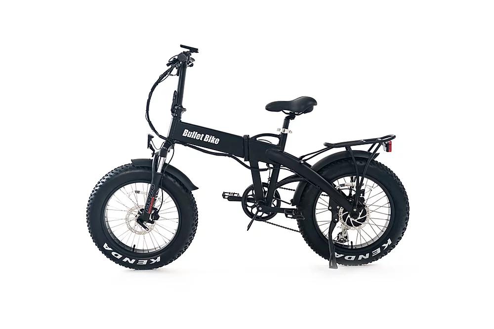 Faltbares E-Bike der Marke Bullet Bike --- Bullet Bike S