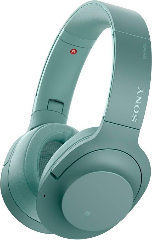 Sony WH-H900N On-Ear-Kopfhörer (Bluetooth, NFC) (erhältlich in grün oder blau)