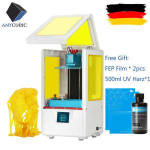 Anycubic Photon S - Resin (Harz) 3D (299€ möglich) Drucker mit Versand aus Deutschland
