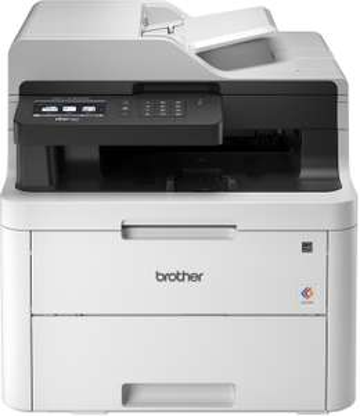 Brother MFC-L3730CDN Farblaser-Multifunktionsdrucker + 60€ Brother-Cashback (A4 Druck/Scan, 18 Seiten/Min, Duplex)