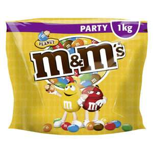 (Action) M&M's Erdnuss 1kg