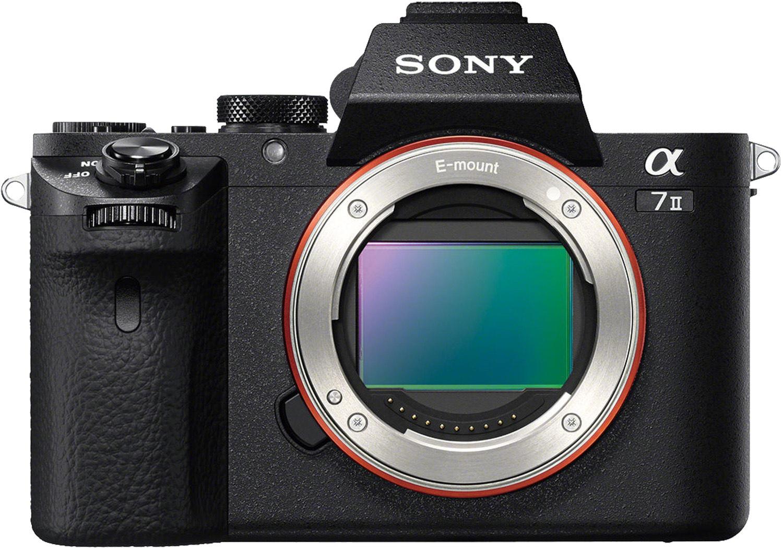 Sony Alpha 7 Mark II Systemkamera