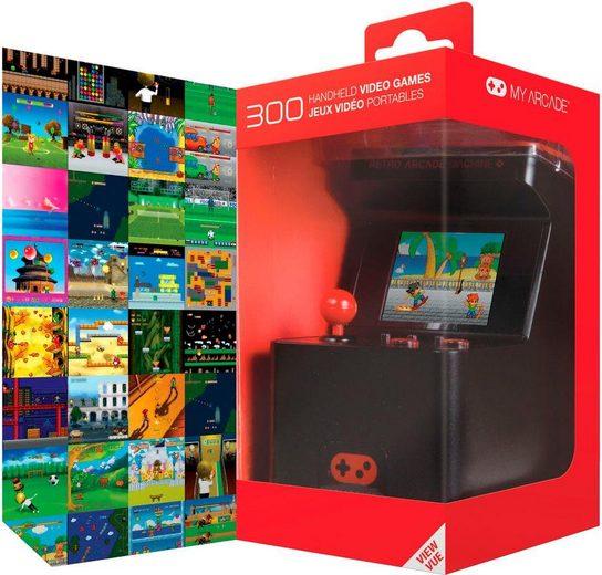 My Arcade Classic -Retro Arcade Machine mit 300 Spielen für 14,99€ inkl. Versandkosten