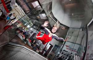 [lokal] 25% Indoor Skydiving in Bottrop (Mo-Fr) z.B. 81,75 statt 109 Euro