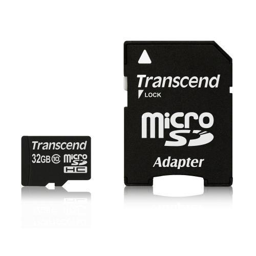 Transcend Ultra microSDHC 32GB Class 10 Card (@Amazon.de)
