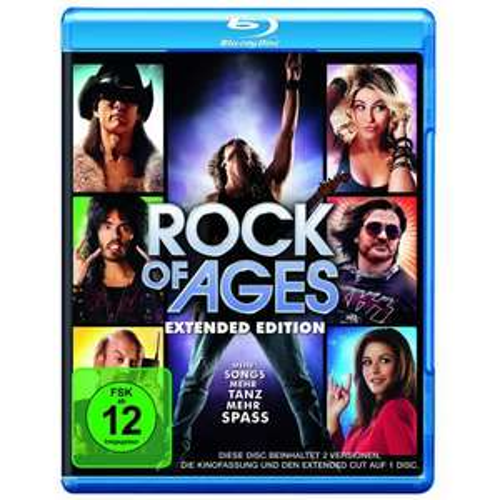 Rock of Ages [Blu-ray] (@Amazon.de)
