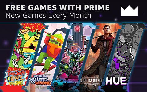 Twitch Prime 5 Spiele kostenlos im Dezember - z.B. Sherlock Holmes: The Devil's Daughter