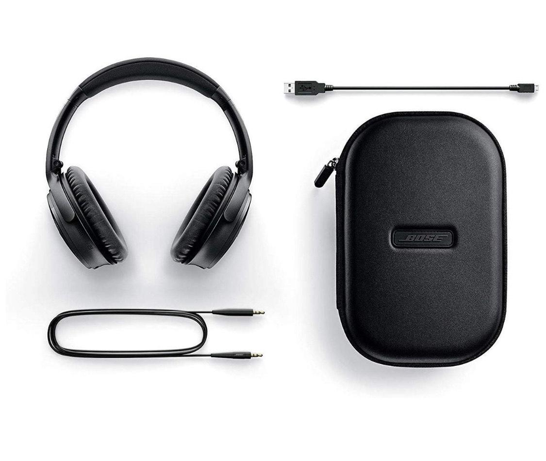 (Baur + Paydirekt + Neukunde I Bose Quiet Comfort 35 II Kopfhörer Noise Cancelling