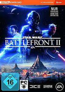 Star Wars Battlefront II (PC Download - Origin Code) für 4,49€ (Amazon)