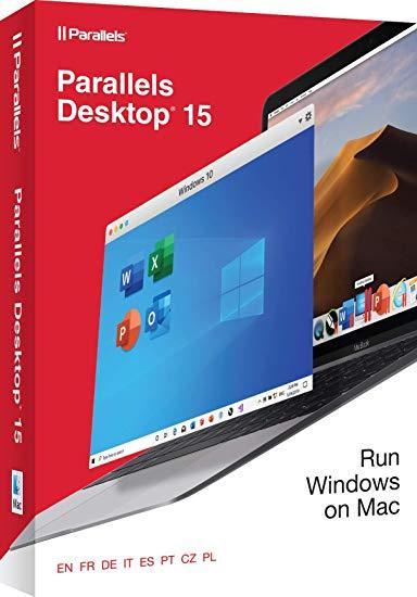 Parallels Desktop 15 für Mac (Standard Edition)