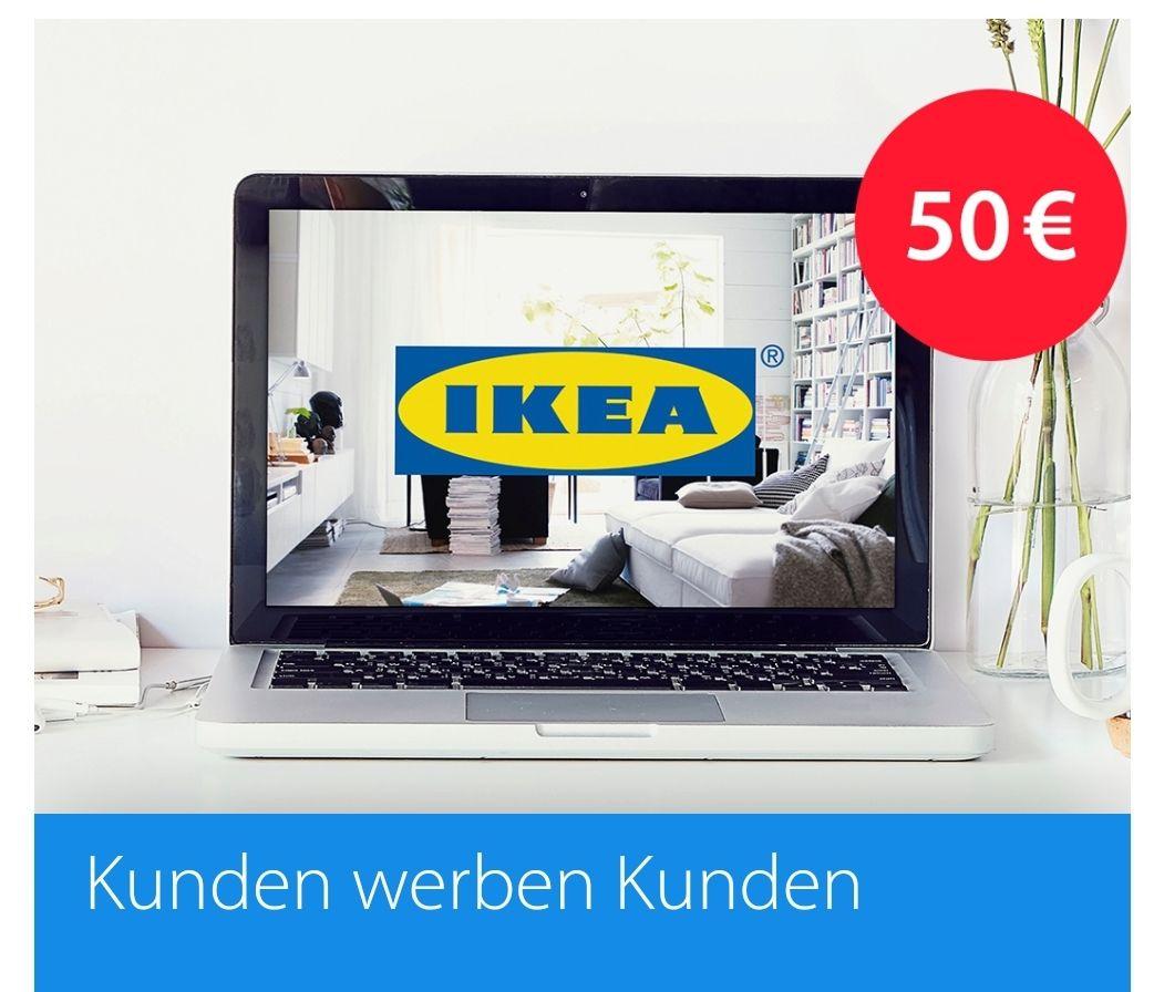 Neue KWK-Prämie bei DKB-Cash: 50€-IKEA-Gutschein
