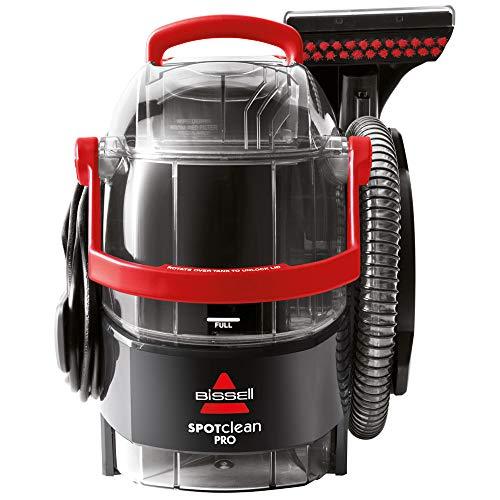 Bissell 1558N Spotclean Professional 750 Watt inklusive 236 ml Wash und Protect Pro Reinigungsmittel