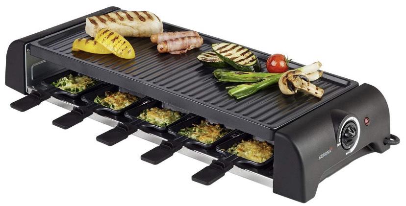 [PENNY on-/offline] Korona 45060 Raclette Tisch-Grill für 10 Personen - ab 28.11.