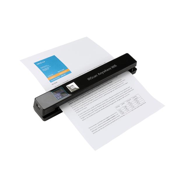 Mobiler Scanner IRIScan Anywhere - 5 Wifi Refurbished 41€ inkl. Versand