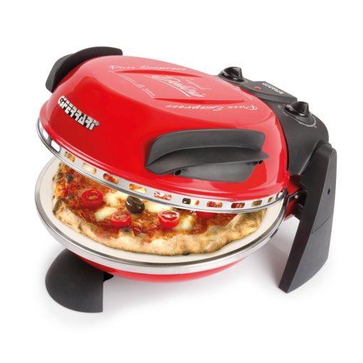 """G3Ferrari Pizza-Ofen/Pizzamaker """"Delizia G10006"""" (1200 W, Mit Pizzastein) *versandkostenfrei* [DEALCLUB]"""