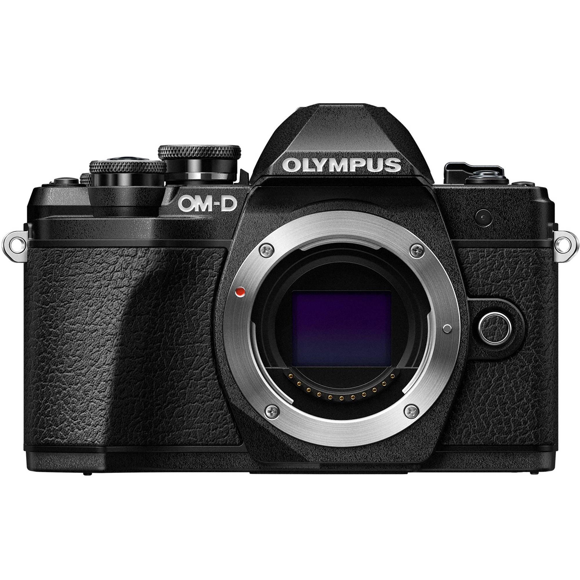 Olympus OM-D E-M5 III Gehäuse schwarz