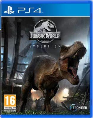 Sammeldeal z.B Jurassic World: Evolution für 26,77€(PS4 & Xbox One) & Get Even für 11,60€ [Game.co.Uk]
