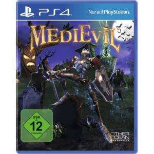Medievil (PS4) für 19,99€ (Amazon Prime & Saturn & Media Markt)