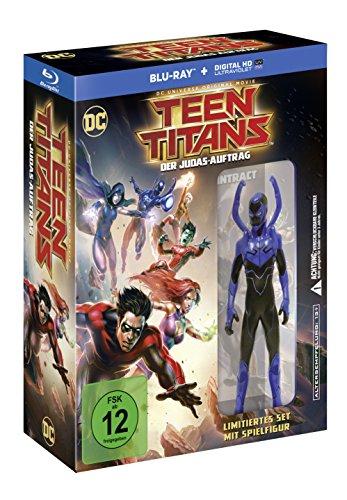 Teen Titans - Der Judas-Auftrag Limited Edition inkl. Schleich Figur (Blu-ray + UV Copy) für 6,15€ (Amazon Prime)