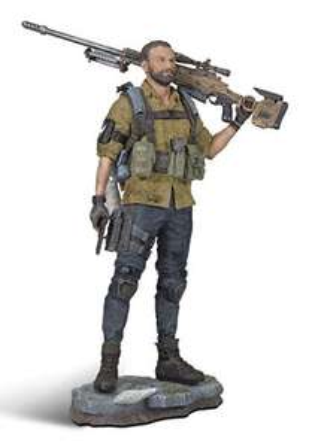 Tom Clancy's The Division 2 - Brian Johnson Figur (25 cm) für 24,99€ (Amazon Prime & GameStop)
