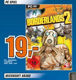 Borderlands 2 Bei Saturn Pc