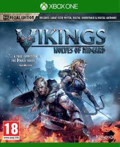 Vikings Wolves of Midgard - Special Edition (Xbox One) für 9,20€ (Base.com)
