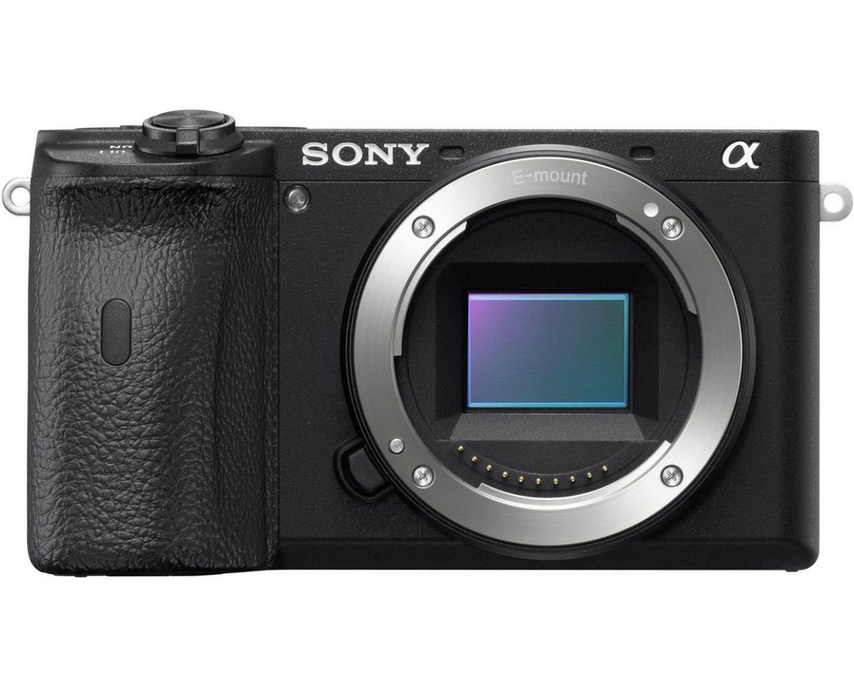Sony A6600 APSC Kamera