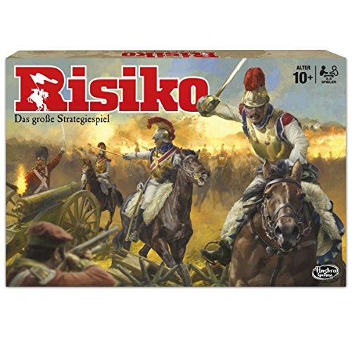 ( AMAZON PRIME ) Risiko, DAS Strategiespiel, Brettspiel für die ganze Familie